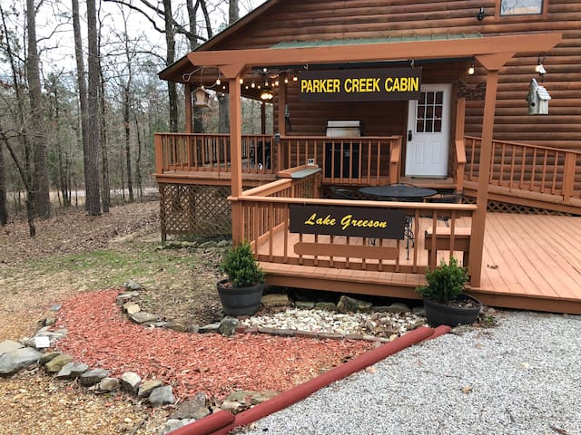 Parker Creek Cabin, Lake Greeson  Murfreesboro Ar