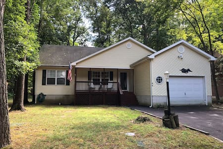 Three Bedroom home in Ocean Pines, MD.