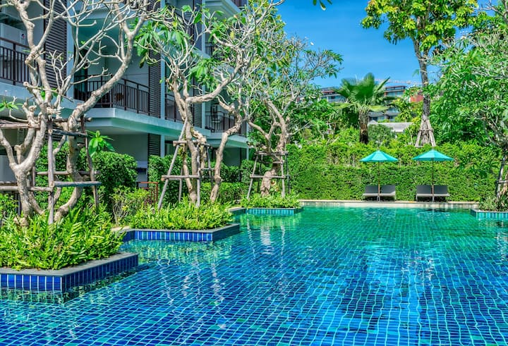 ❤️2-Bedroom Luxury Condo, Rawai Beachfront, Title