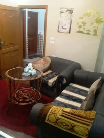 شقة سوبر ديلوكس مفروشة شارع الجامعة