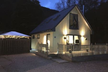 Bluebell Cottage Glencoe with Hot Tub