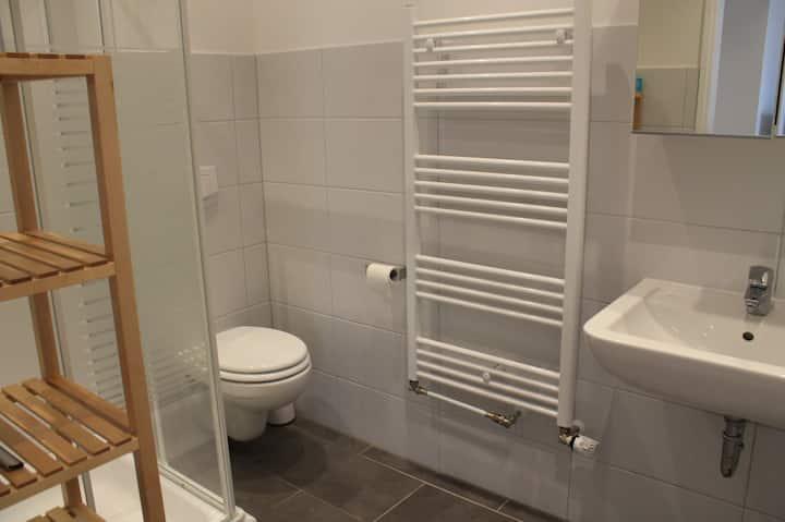 Neues kleines Apartment im Elsass