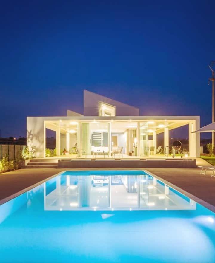 Villa Arillà all'insegna del relax