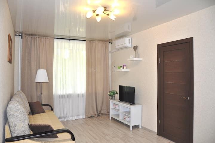 Квартира в тихом центре у метро Белорусская