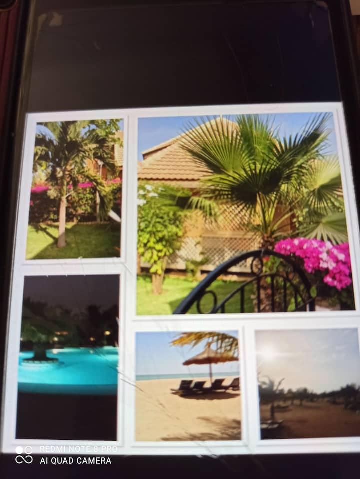 Villa entière Saly résidence la Mangrove