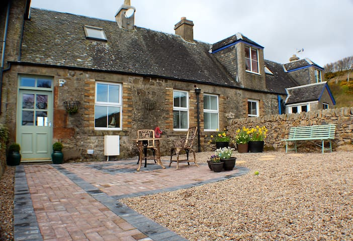 Weavers Cottage, Kildonan Farm - Kildonan - Holiday home