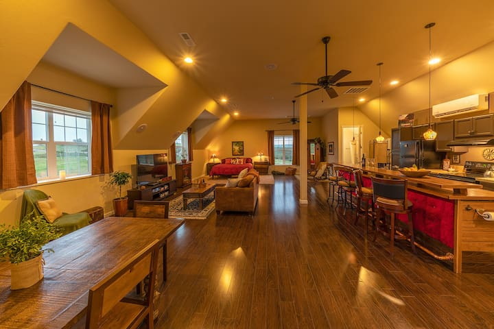 Wine Country Loft (Amador County)