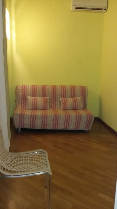 sofa  double bed
