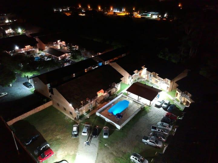 Apartamento Condomínio Maranduba, Ubatuba.