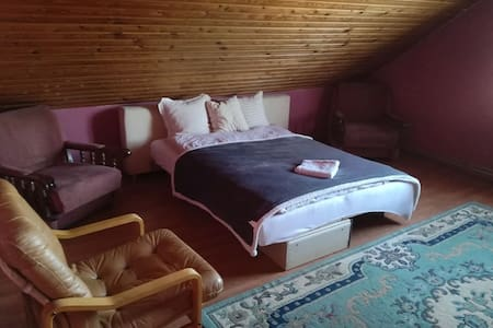 Lovely countryside room near Budapest
