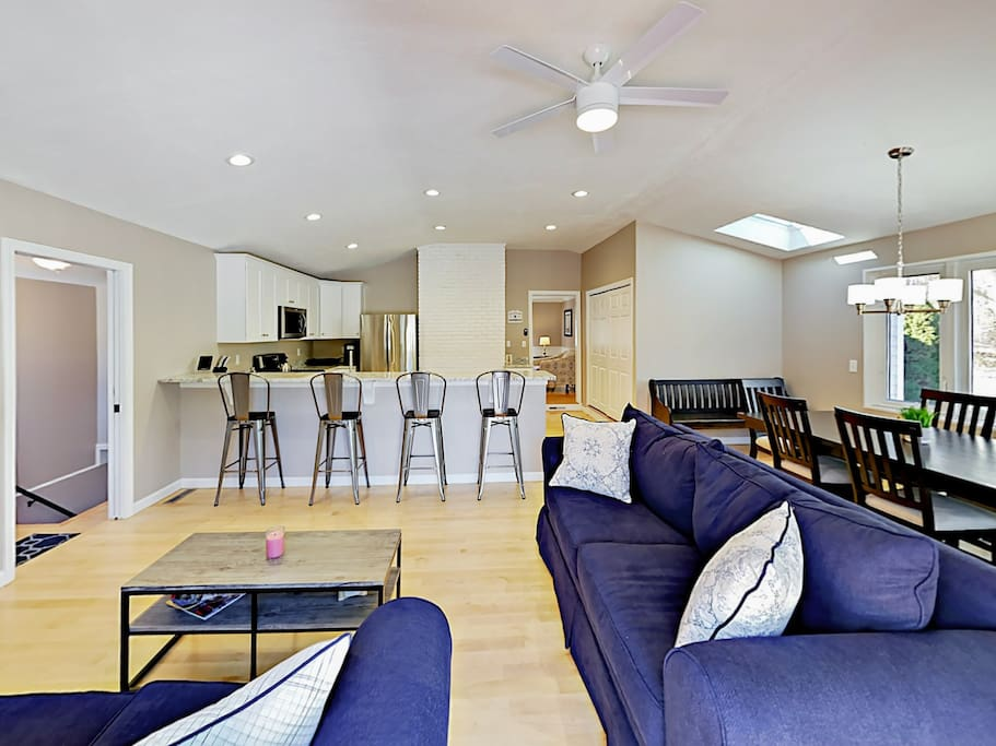 Welcome to Harwich! This lovely home is professionally managed by TurnKey Vacation Rentals.