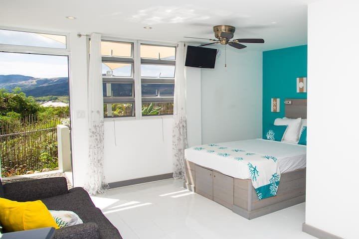 A True Caribbean Escape - SeaShell Suite - Saint John's - Flat
