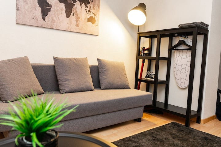 Citycenter Apartment Lucerne with free parking
