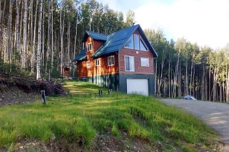 New House on Moose Mtn - Fairbanks - บ้าน