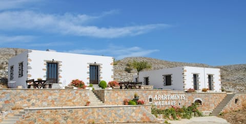 Traditional apartments Madares 2