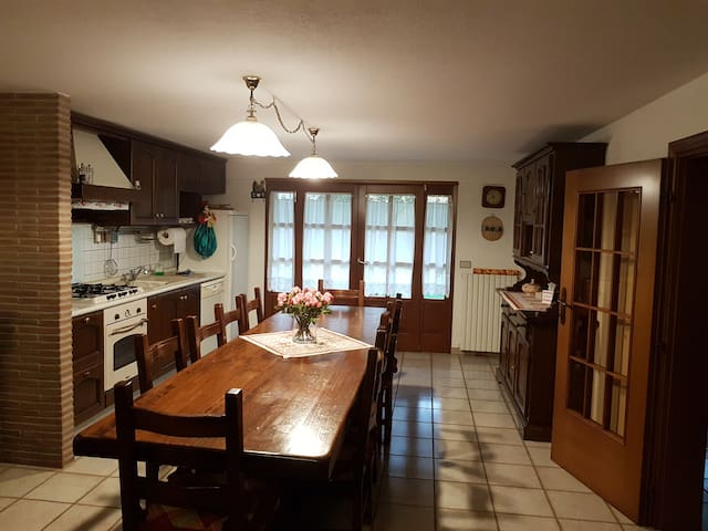 Country house near Venice, casa Andrea - Roncade - Apartment