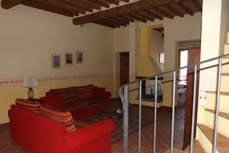 Antico Terratetto Montepulciano - Montepulciano Abbadia - Дом