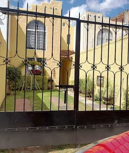 ¡¡Tu casa de descanso!! casa completa en Morelia