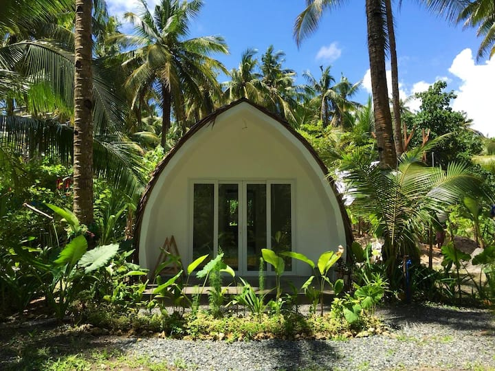 Smoke Pods Siargao - Why Not Coconut  (AC rm)
