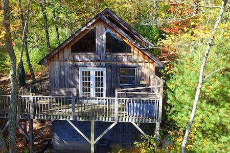 Family Treehouse  Cabin #2, Sleeps 4+