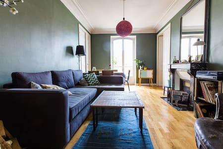 Chambre dans un bel appartement - Pariisi