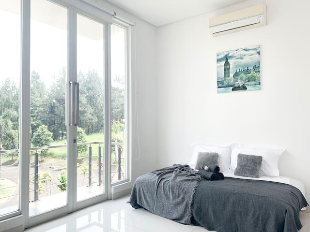 Bedroom 4 (1 Sofa Bed + 1 Floor Mattress)