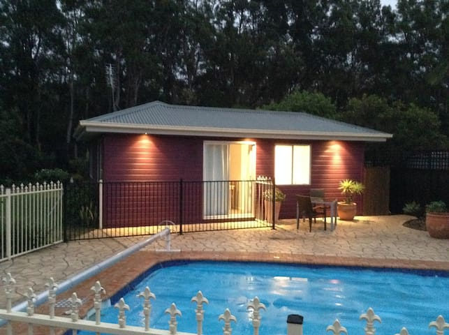 Pool House, Corrimal