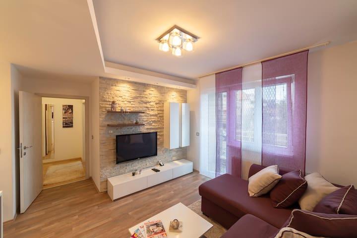 VF Kragujevac Apartments