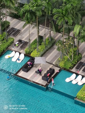 Affordable Luxury  kum kum studio suite