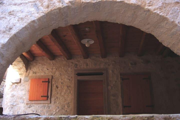 Al Portic - Erto - House