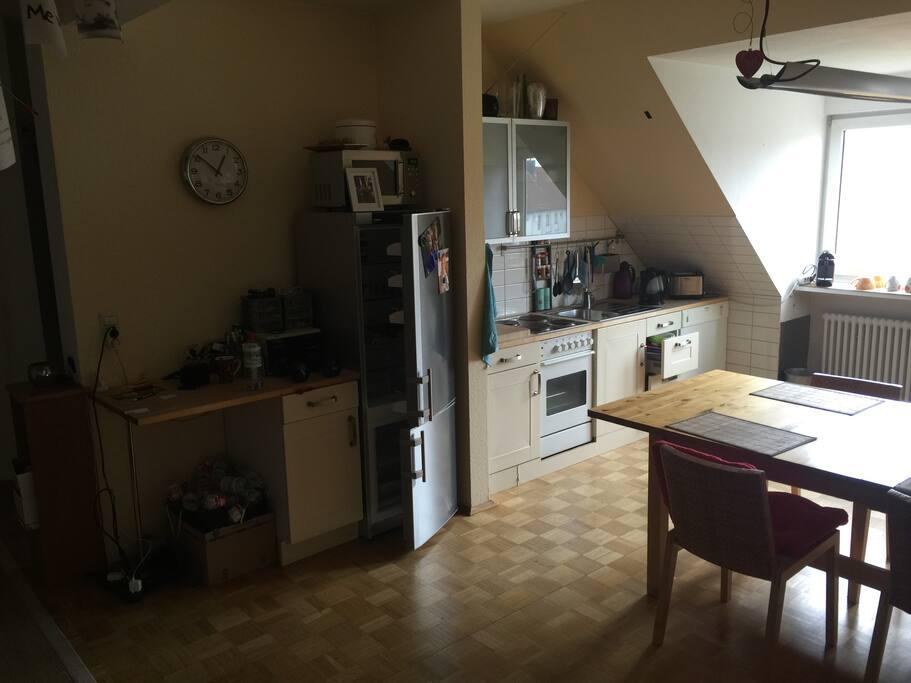 Schöne Maisonette Whg am Maschsee Apartments for Rent
