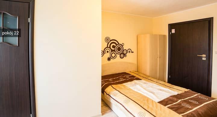 Pokoje gościnne WEST - Pokój 2-os nr 22
