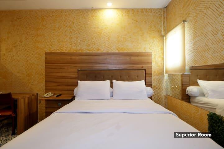 Chic Room at Magnolia Hotel