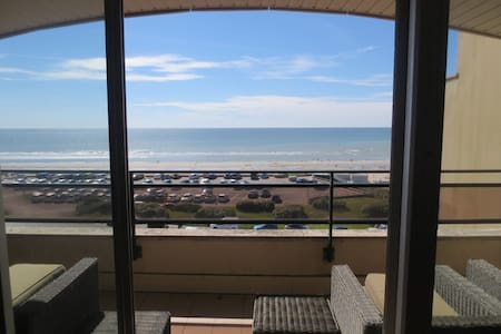"""Beautiful apartment with a very nice sea view """"The President"""" - LE TOUQUET PARIS PLAGE - Wohnung"""
