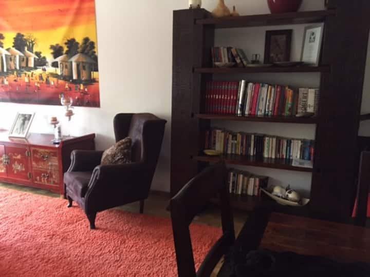 Big room in spacious apartment