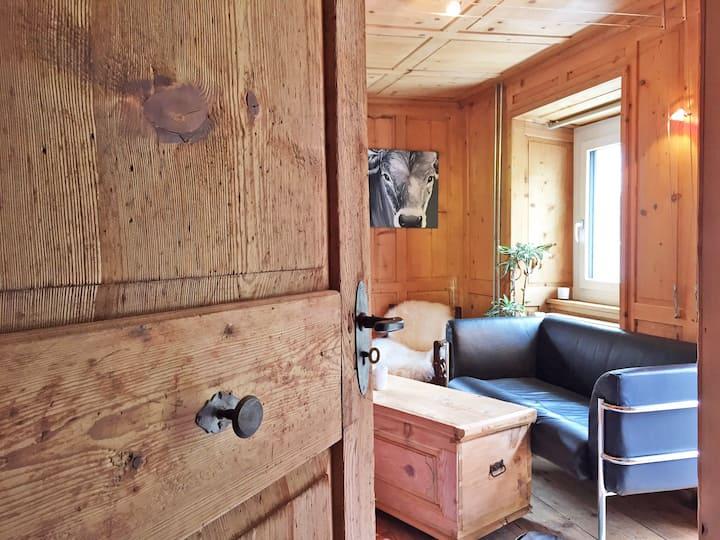 Casa Radieni Studio in Flond GR, Nähe Flims/Laax