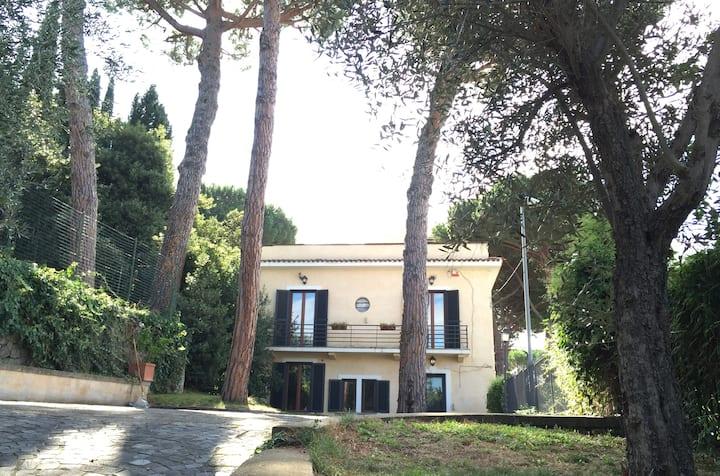 Villa Prince Grottaferrata