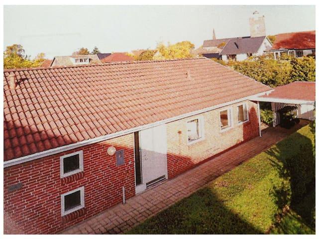 House in the center of Herning - Herning - Huis