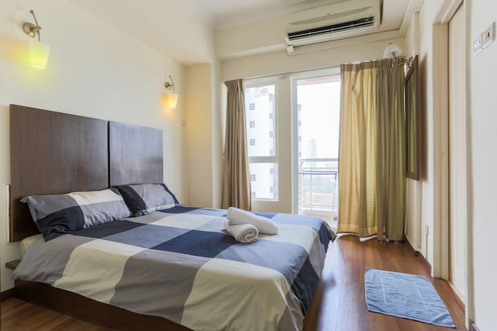 Roomah A: Be your own chef in KL - Kuala Lumpur - Apartment