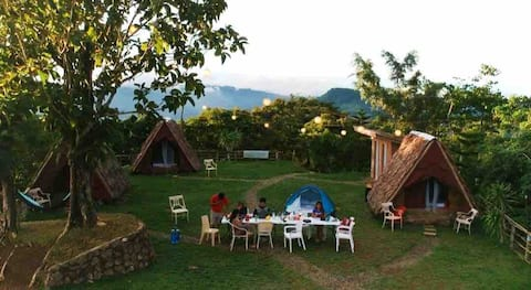 A Mountain Camping & Glamping Experience