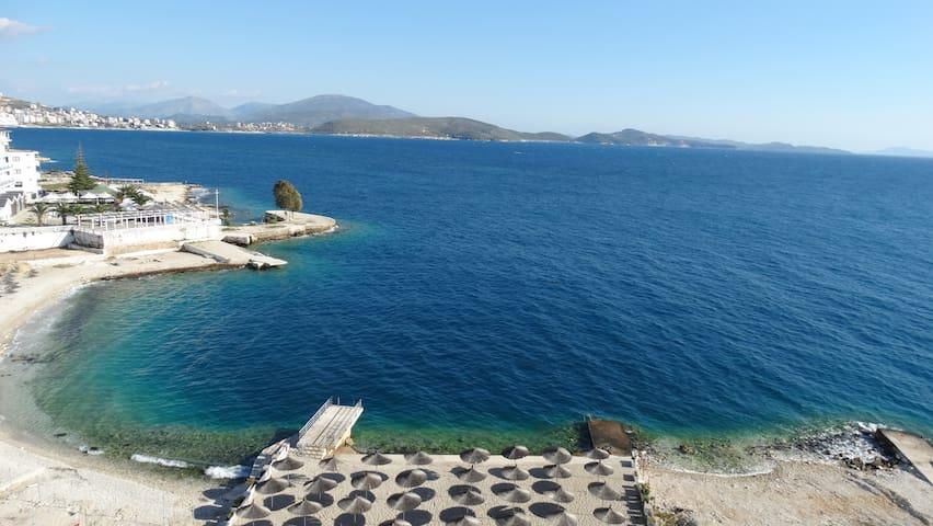 Apartment close to the beach - Sarandë - Apartamento
