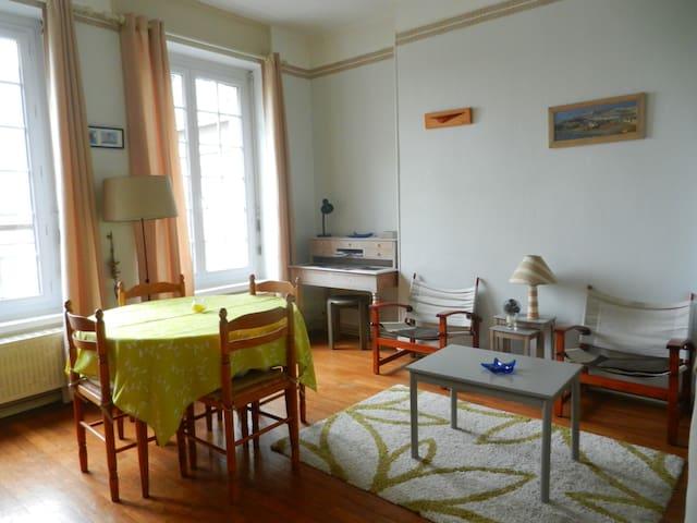 T2 au coeur de la vieille ville - Saint-Malo - Apartment