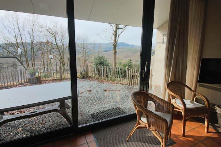Vakantiehuis op kleinschalig domein - Stavelot - Domek parterowy