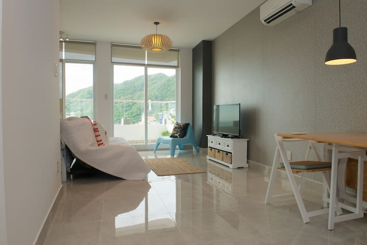 Fantastic Sea View Studio - tp. Vũng Tàu - Appartement
