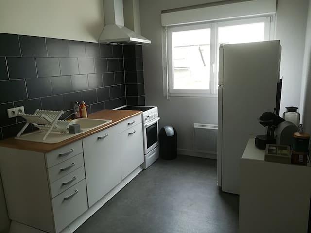 Appartement T2 calme lumineux agréable