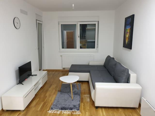 Apartman ukras!