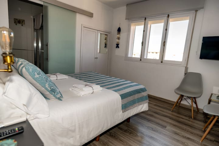 Habitación con baño incluido