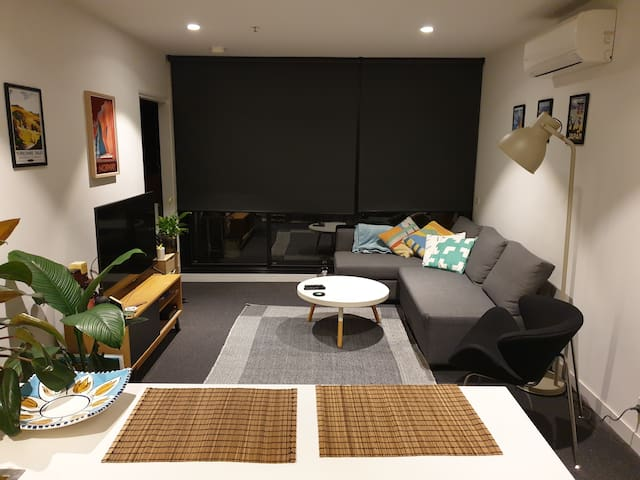 Stylish apartment in centre of Collingwood/Fitzroy