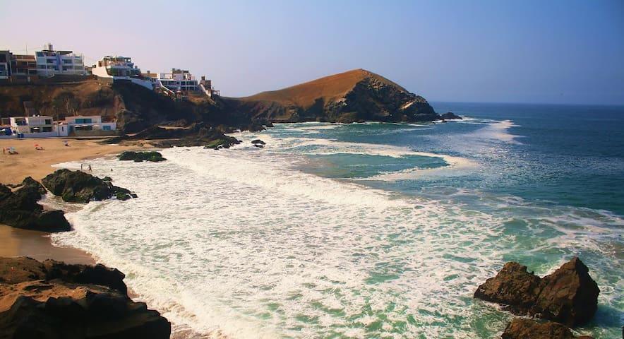 casa vista al mar - Lima Province - Rumah