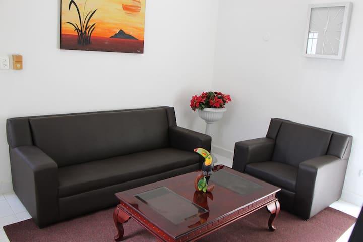 Confortable Loft Golf Club La Ceiba - La Ceiba - ลอฟท์